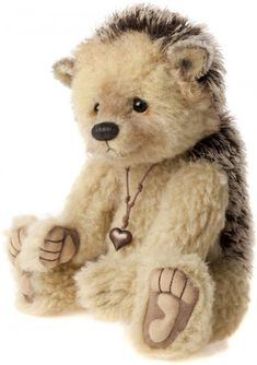 Isabelle Bears All Pre-Ordered - OUCH HEDGEHOG 11""