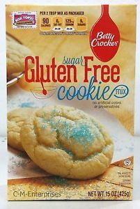 Betty Crocker Gluten Free Sugar Cookie Mix. 100th pin (Jan. 2014).