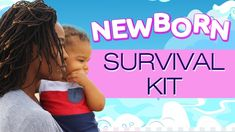 Here's the newborn baby essentials you really need to survive the first 3 months with a newborn baby. In this video I talk about my newborn must haves for Believe it or not, besides what's on your newborn baby needs checklist, you don't need a lot! Newborn Baby Needs Checklist, 3 In One, Baby Essentials, Survival Kit, Talk To Me, 3 Months, Must Haves, Survival Kits