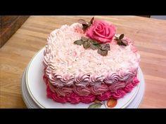 VELVET CAKE!!! BEST RECIPE ever MADE! - Valentine's Day! - Mirka van Gils - YouTube