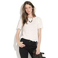 came very close to buying this lovely lace top