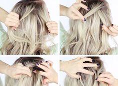 zehn besten Haar-Tutorials auf Pinterest | neuefrisur.net