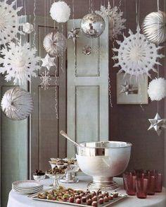 decoração para ano novo