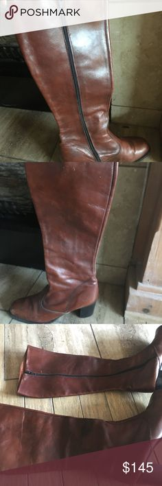 1970s Womens Boots