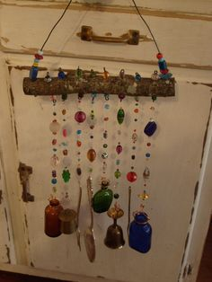 BJ has a whole new crop of wind chimes.