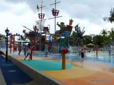 Port of Lost Wonder things to do in sentosa
