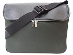Auth Louis Vuitton Shoulder Messenger Bag TAIMYR Taiga Leather 23141409300 xF (eBay Link)