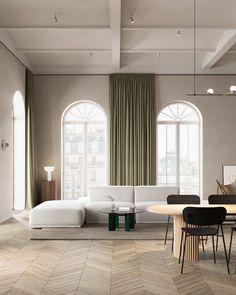 Ikea Interior, Room Interior Design, Home Interior, Living Room Interior, Interior Design Inspiration, Home Living Room, Interior Architecture, Living Spaces, Bauhaus Interior
