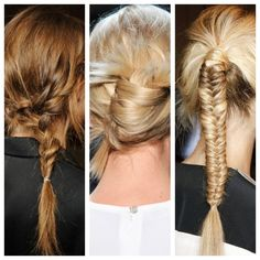 Hair Inspiration. Check Le Fashion for more of my favs >> http://lefashionimage.blogspot.com/2012/05/hair-inspiration.html