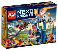 Comparez les prix du LEGO Nexo Knights 70324 La bibliothèque 2.0 de Merlok avant de l'acheter ! Infos, description, images, vidéos et notices du LEGO 70324 La bibliothèque 2.0 de Merlok sur Avenue de la brique
