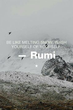 I've always loved Rumi. I think I should've made him his own board. Hafiz Quotes, New Quotes, Spiritual Quotes, Wisdom Quotes, Inspirational Quotes, Qoutes, Rumi Love Quotes, Motivational Quotes, Positive Quotes