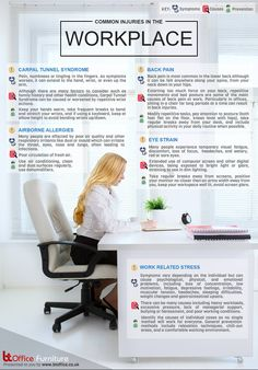 Office Ergonomics Arrange Your Workstation Well Being