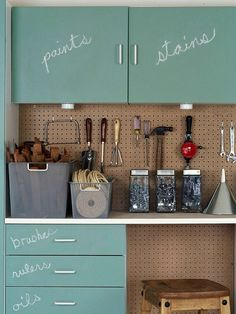 DIY by Design: I'm Dreaming of an Organized Garage
