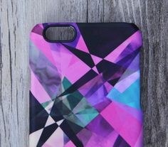 Abstract Color Geometric iPhone 6 CaseiPhone 6 Plus by Nanosart