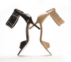 Nine West   Classic charm, contemporary appeal. Our Ghadess ankle strap high-heel sandals are delightfully devine, taking a few steps towards a bit of a daring edge.