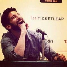 GAH Jon's smile :)