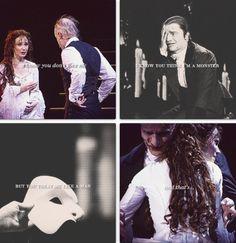 Phantom of the Opera Ramin Karimloo and Sierra Boggess