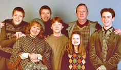Weasley Family Portrait :D
