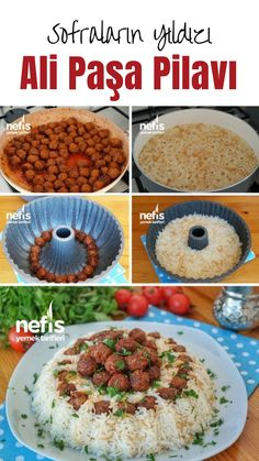 Iftar, Food N, Food And Drink, East Dessert Recipes, Cooking Recipes, Healthy Recipes, Pasta, Food Decoration, Arabic Food