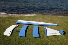 Quickboat fold up boat