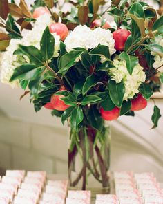 red-berry-holiday-wedding-centerpiece