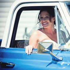 Is there anything sweeter than arriving at your wedding in a vintage blue truck? I think not.   Photocredit: Nathan Elson Photography . . . . .  #smittenandco  #smittenweddings #smittenyyc #yycweddings  #yycweddingplanner  #bride  #yycbride  #instalove  #loveissweet  #calgary  #calgaryweddings  #love  #weddingplanner  #weddingtruck  #vintagetruck  #calgarybride #happilyeverafter  #weddingday  #hellobeautiful