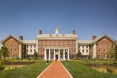 Projects: Franklin & Marshall College - New College House | Wohlsen Construction