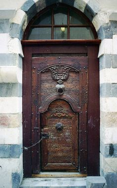 Damascus Doorway, Syria