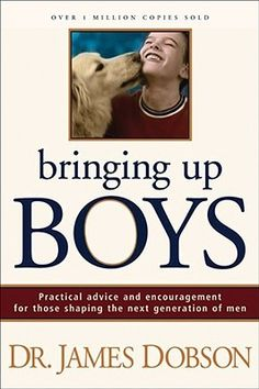 Bringing Up Boys. This is a wonderful series, especially for single moms.!