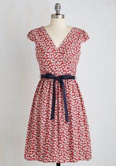 Pretty Perusing Dress