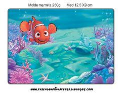 Ideas y material gratis para fiestas y celebraciones Oh My Fiesta!: Imprimibles de Nemo 6.