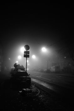 Naked City Fog: Photo series captures a German city disappearing into the mist | Creative Boom