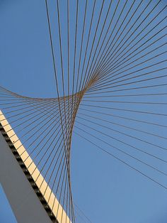 Calatrava Bridge, Jerusalem | Avital Pinnick | Flickr