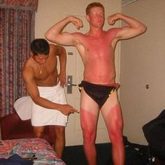 18 of the Most Horrible Tanning Fails that'll Leave You Literally Cringing