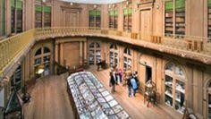Teylers Museum , Haarlem, the Netherlands