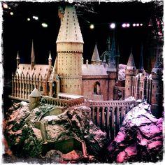 Hogwarts!! The Making of Harry Potter!