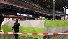La policía dispara a un hombre armado con un cuchillo en el aeropuerto de Schiphol, en Amsterdam