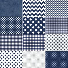 Riley Blake Basics Variety Navy 12 Fat Quarters Quilt Fabric Bundle. Great price, limited quantity. 100% quilting cotton fabric. https://www.amazon.com/Riley-Blake-VARIETY-Quarters-FQ-21-12/dp/B00JRDRNJC/ref=as_sl_pc_as_ss_li_til?tag=serendripple-20&linkCode=w00&linkId=15bddcabee0bb56d82eb4885dbf40d71&creativeASIN=B00JRDRNJC