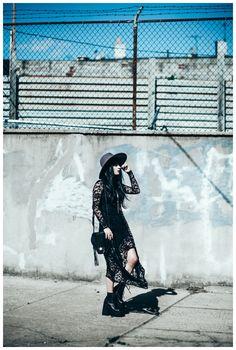You're so dark babe | Jag Lever #fashion #blogger #style #goth