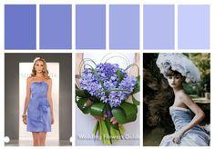 Hyacinth Blue Wedding Inspiration Board - Designcat Weddings