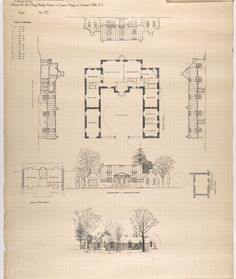 ernest flagg small houses - Google Search