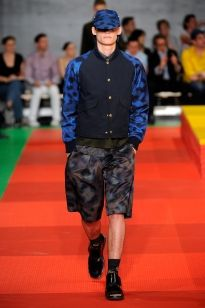 Kenzo Leopard Baseball Jacket S/S13 #WANT