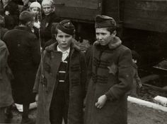 The Auschwitz Album, as it is referred to, is the only surviving visual account of the great atrocities that occurred at Auschwitz-Birkenau. Donated to Yad Vashem by Lilly Jacob-Zelmanovic Meier, the photos were taken in May or June 1944 by either Ernst Hofmann or Bernhard Walter, two SS men ...