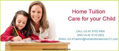 Welcome to Home Tuition Service 121. Our tutors charge a reasonable tuition fee catering to a 1 to 1 tutoring service at most levels and many areas in Singapore. Our tuition coordinators at Home Tuition Service 121 pay special attention to suggest the right tutors based on your child's requirements