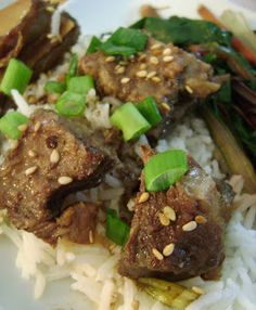 Jo and Sue: Crockpot Korean Short Ribs