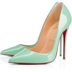 04865c80f796 So Kate 120 Opal Patent Leather - Women Shoes - Christian Louboutin ( 675) ❤