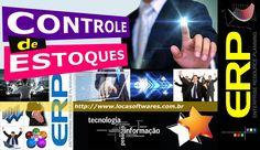Programa controle de estoques programa de estoques Sistema Erp, Tecnologia