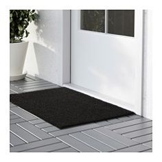 IKEA - OPLEV, Door mat, , The door mat is perfect for outdoor use since it is made to withstand rain, sun, snow and dirt.