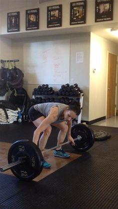Workout of the Week: Snatch Grip Deadlift