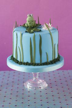 Single Layer Mini Cakes On Pinterest Graduation Cake
